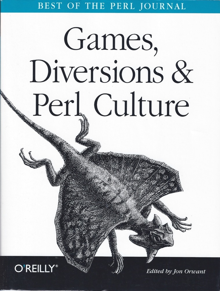 Games, Diversions & Perl Culture