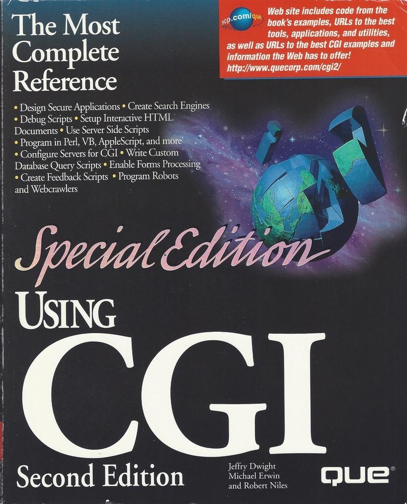 Jeffry Dwight, Michael Erwin  Using CGI