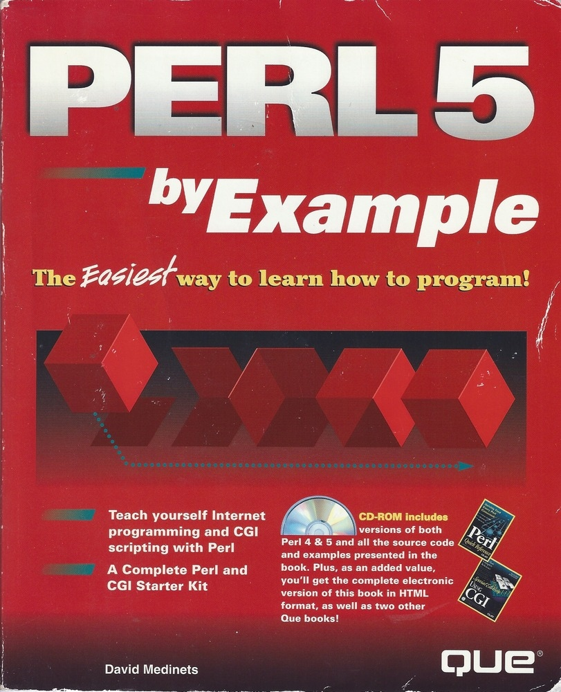 Perl 5 by Example