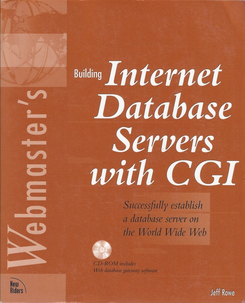 Building Internet Database Servers with CGI