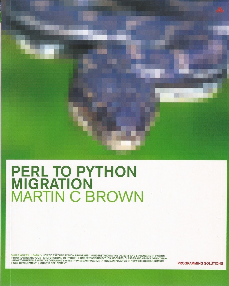 Perl to Python Migration