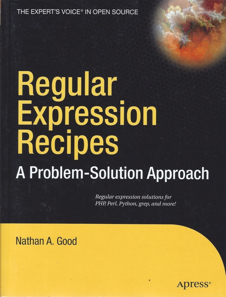 Regular Expression Recipes