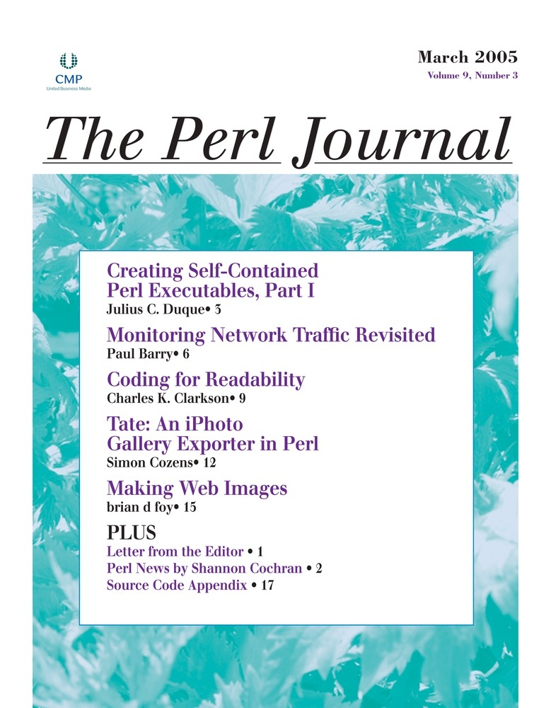 The Perl Journal