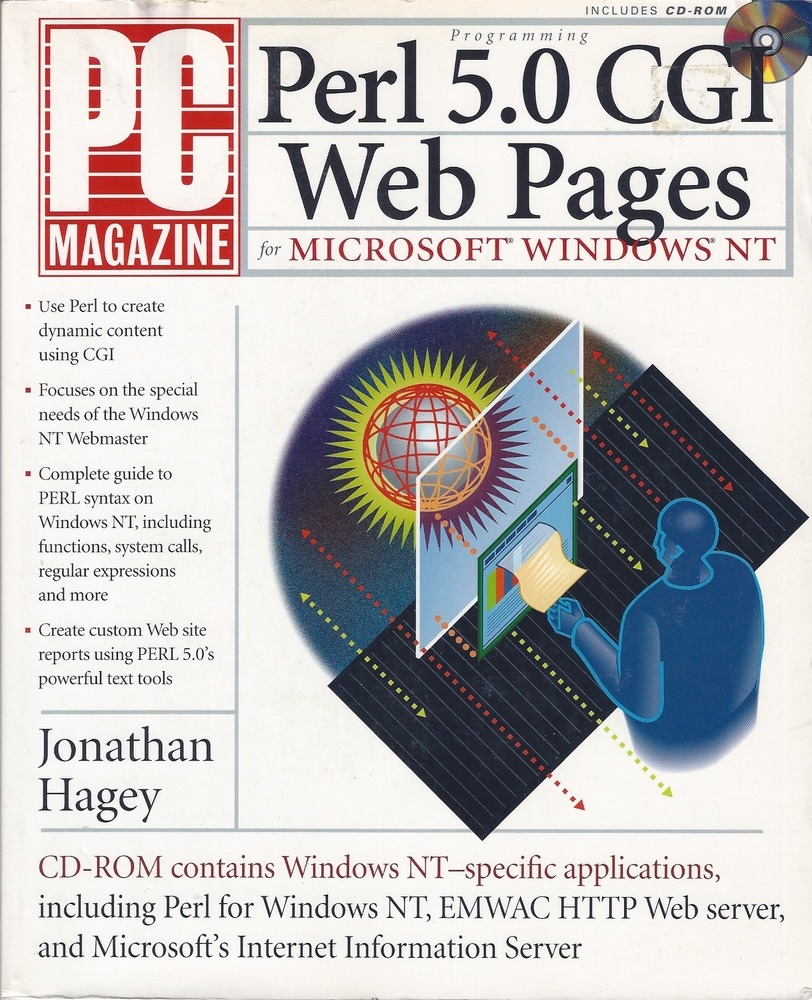 Programming Perl 5.0 CGI Web Pages for Microsoft Windows NT